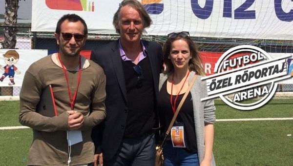 Jan Olde Riekerink, FutbolArena TV'ye konuştu