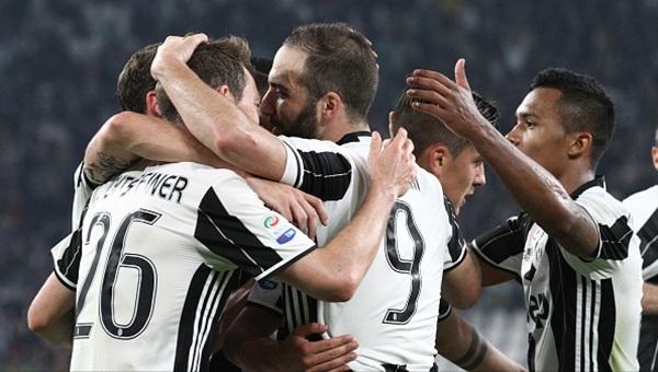 Juventus 2-0 Chievo maçı özeti ve golleri (İZLE)