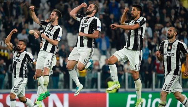 Juventus 3-0 Barcelona maçı özeti ve golleri