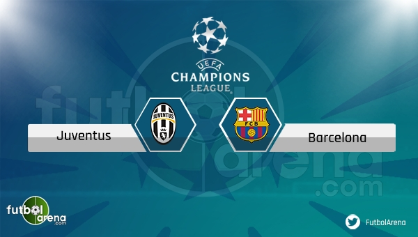Juventus Barcelona maçı saat kaçta, hangi kanalda? (Juventus Barcelona TRT 1 canlı izle)