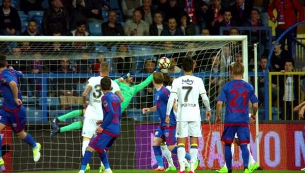 Fabiano Karabükspor maçında devleşti! Maçın adamı...