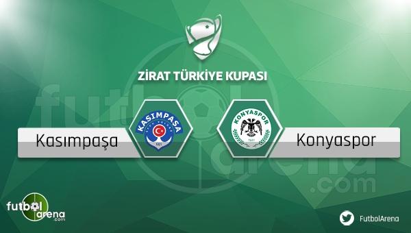 Kasımpaşa - Atiker Konyaspor maçı saat kaçta, hangi kanalda? (CANLI İZLE)