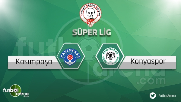 Kasımpaşa Konyaspor Bein Sports 2 canlı (Kasımpaşa Konyaspor İddaa canlı skor)