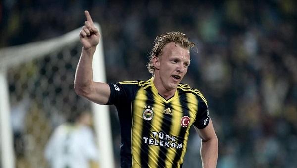 Kuyt'tan Galatasaray'a kupa göndermesi - Fenerbahçe Haberleri