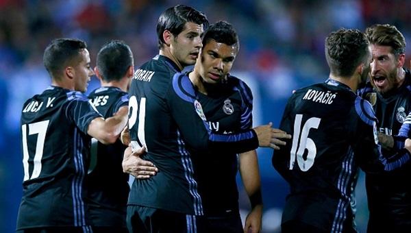 Leganes - Real Madrid maçı özeti ve golleri (İZLE)
