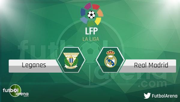 Leganes Real Madrid maçı saat kaçta hangi kanalda? (Leganes Real Madrid şifresiz canlı izle)