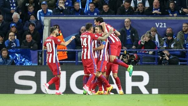 Leicester City 1-1 Atletico Madrid maçı özeti ve golleri (İZLE)