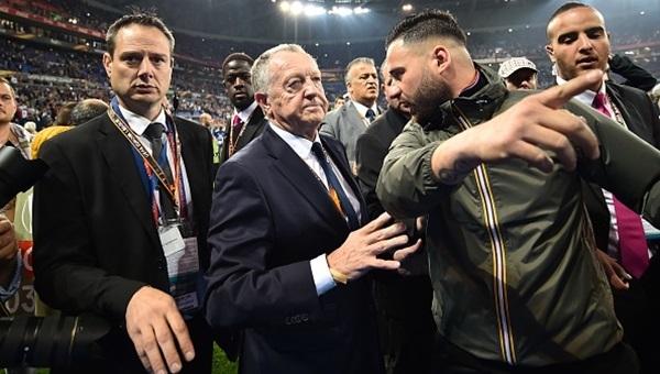 Lyon Başkanı Aulas: 'Türkler ceza alacak'