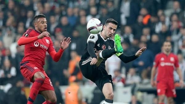Lyon'da Tolisso'dan Vodafone Arena itirafı! 'Penaltı atışında...' - Beşiktaş Haberleri