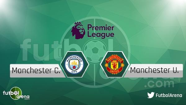 Manchester City - Manchester United maçı saat kaçta, hangi kanalda? (Manchester City Manchester United şifresiz nasıl izlerim?)