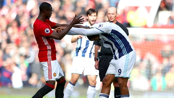 Manchester United 0-0 West Bromwich Albion maç özeti