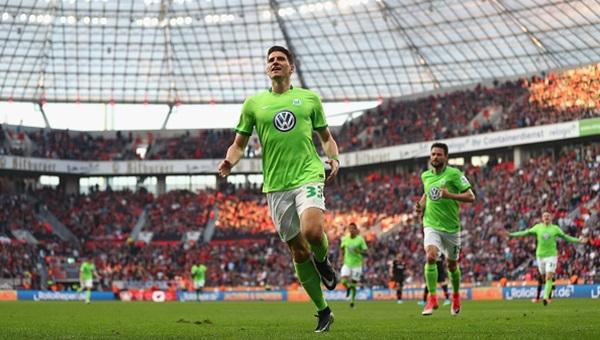 Mario Gomez'in Bayer Leverkusen'e yaptığı hat-trick (İZLE)