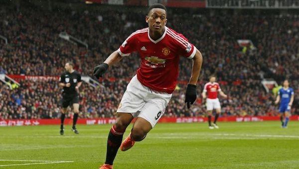 Martial attı, Monaco 10 milyon Euro kazandı