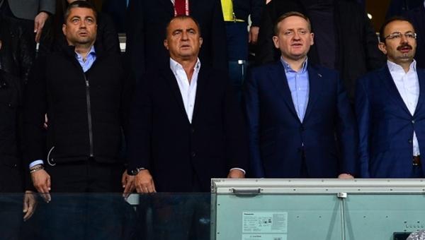 Medipol Başakşehir - Fenerbahçe maçında Fatih Terim sürprizi