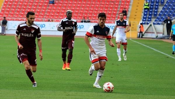 Mersin İdmanyurdu 0-2 Elazığspor maçı özeti ve golleri