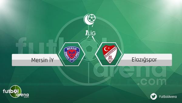 Mersin İdmanyurdu Elazığ maçı saat kaçta, hangi kanalda? CANLI İZLE