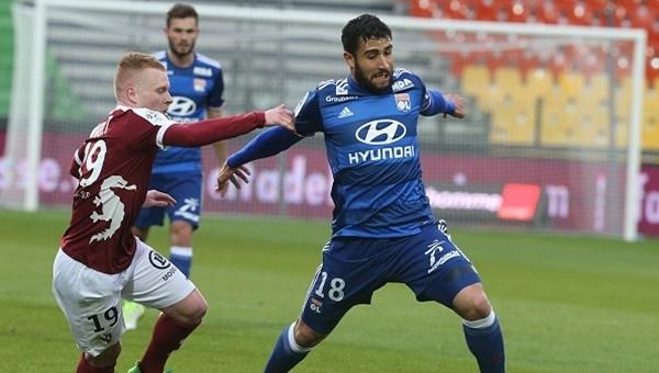 Metz - Lyon maçı özeti ve golleri (İZLE)