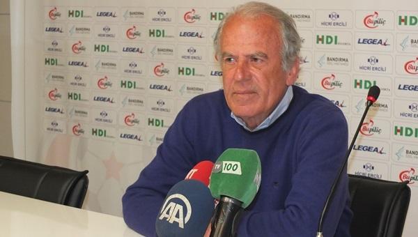 Mustafa Denizli'den Semih Şentürk'e övgü - Eskişehirspor Haberleri