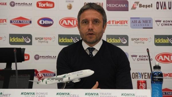 Mutlu Topçu'dan Konyaspor mağlubiyetine Fenerbahçe savunması