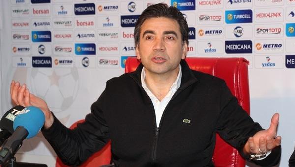 Osman Özköylü açıkladı! Samsunspor ligde kalacak mı?