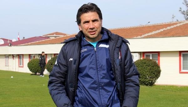 Osman Özköylü'den Şanlıurfaspor'a gözdağı - Samsunspor Haberleri