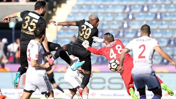 Osmanlspor 0-2 Gaziantepspor maçı özeti ve golleri (İZLE)