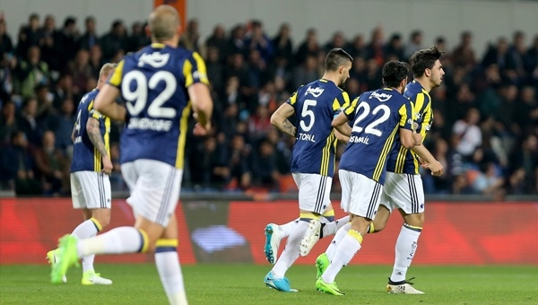 Ozan Tufan'ın Medipol Başakşehir'e attığı gol (İZLE)