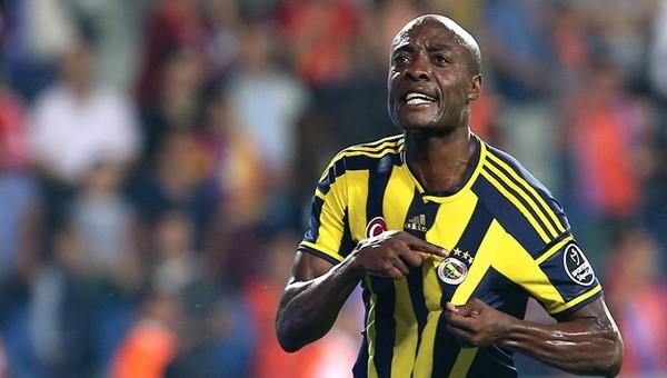 Pierre Webo'dan Galatasaray'a gönderme