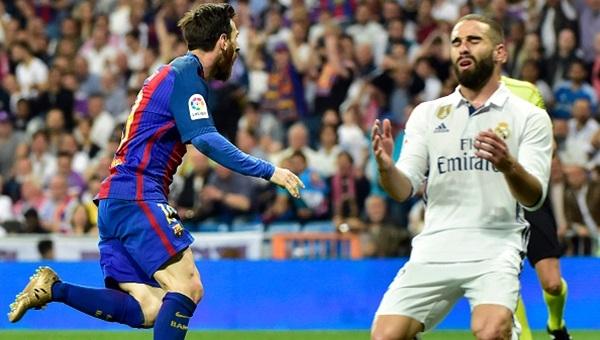 Real Madrid 2-3 Barcelona maçı özeti ve golleri