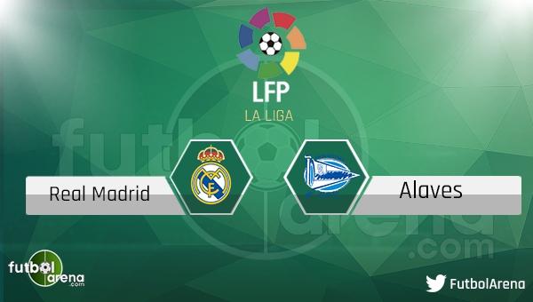 Real Madrid - Deportivo Alaves maçı saat kaçta, hangi kanalda? (Real Madrid Deportivo Alaves maçı şifresiz canlı nasıl izlerim?)
