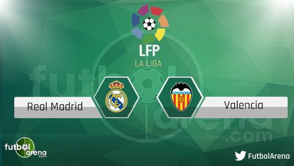 Real Madrid - Valencia maçı saat kaçta, hangi kanalda? (Real Madrid Valencia maçı şifresiz nasıl izlerim?)