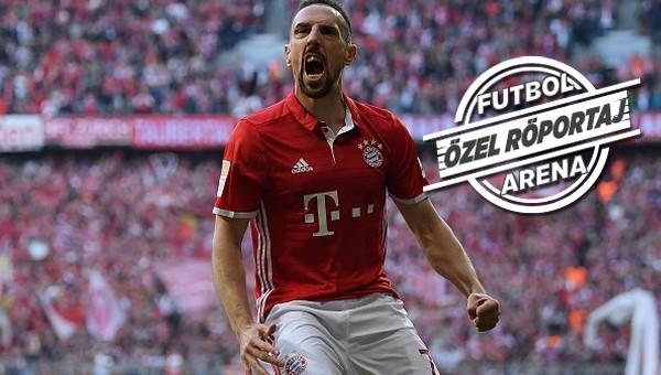 Ribery, Türkiye'ye transfer olur mu?