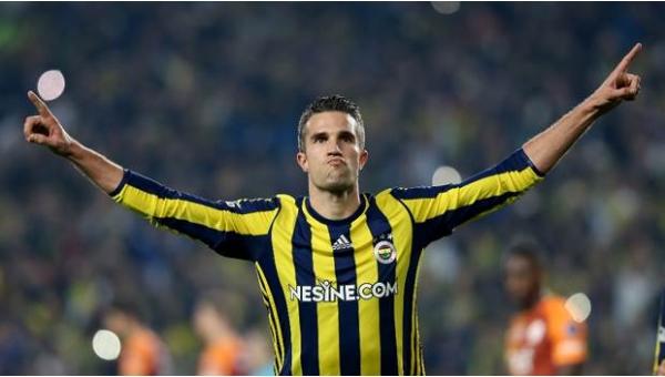 Robin van Persie: ''Galatasaray'a gol atınca!''