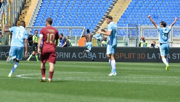 Roma 1-3 Lazio maçı özeti ve golleri (İZLE)