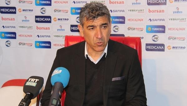 Sait Karafırtınalar'dan Samsunspor maçı sonrası tesadüf vurgusu