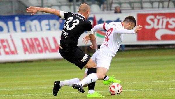 Samsunspor 1-2 Manisaspor maçı özeti ve golleri