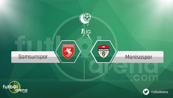 Samsunspor - Manisaspor maçı saat kaçta, hangi kanalda? CANLI İZLE