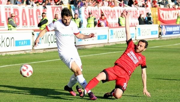 Samsunspor 2-2 Ümraniyespor maçı özeti ve golleri (İZLE)