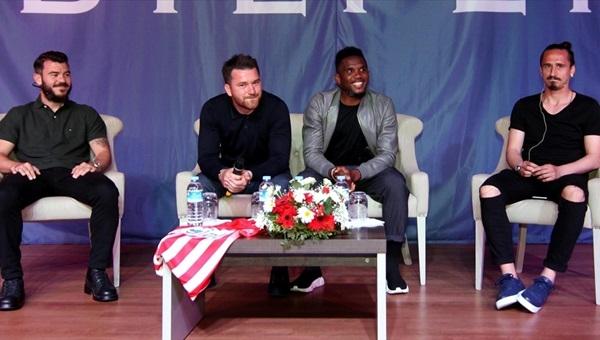 Samuel Eto'o'dan Türk futbolu yorumu