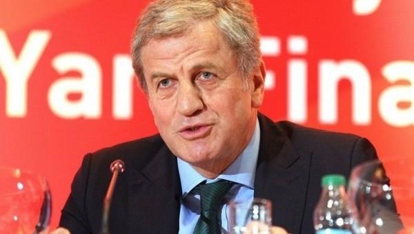 Servet Yardımcı, UEFA yönetim kuruluna seçildi!