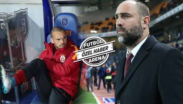 Sneijder derbide ilk 11'de mi olacak?