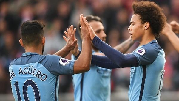 Southampton 0-3 Manchester City maçı özeti ve golleri