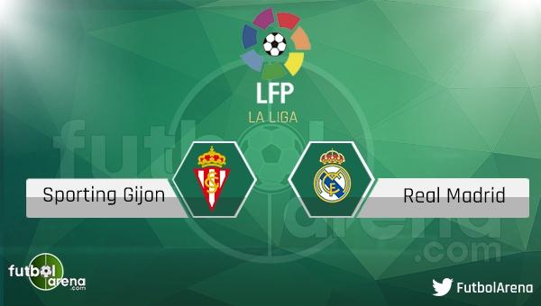 Sporting Gijon - Real Madrid maçı saat kaçta, hangi kanalda? (Gijon Real Madrid şifresiz nasıl izlerim?)