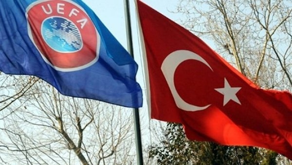 UEFA'da Şenes Erzik'ten sonra ikinci Türk!