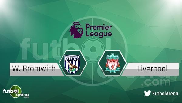 West Bromwich - Liverpool maçı saat kaçta, hangi kanalda? (West Bromwich Liverpool şifresiz nasıl izlerim?)