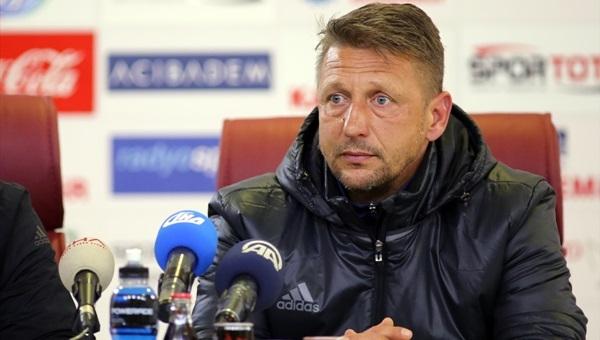 Zoran Barisic beceriksizlikten yakındı - Karabükspor Haberleri