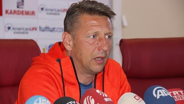 Zoran Barisic eksiklerden yakındı - Karabükspor Haberleri