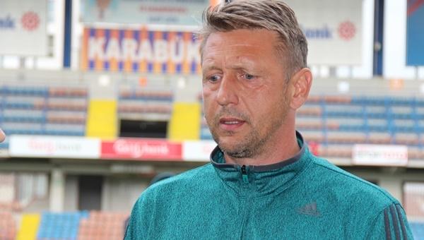 Zoran Barisic hedefi açıkladı - Karabükspor Haberleri