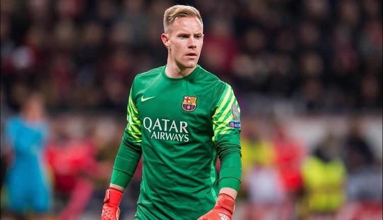 Barcelona, Ter Stegen'in sözleşmesini uzattı