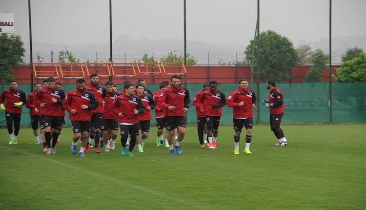 Gençlerbirliği, Bursaspor maçının hazırlıklarını sürdürüyor!